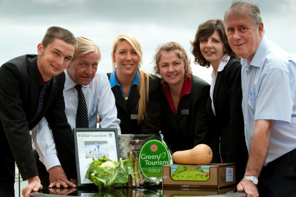 The Greenbank 'Green Team'