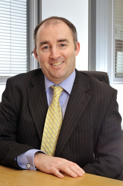 Ignition Credit sales director Paul Caunter