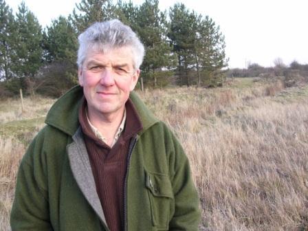 Countryside presenter Paul Heiney