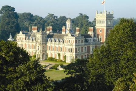 Suffolk's Somerleyton Estate