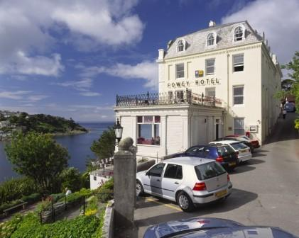 The Fowey Hotel – finalist in the Small Hotel of the Year category