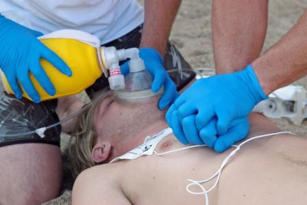 Training offered includes the National Beach Lifeguard Qualification