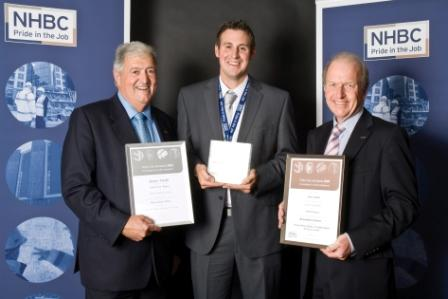 Rosemullion Homes' Trinity Watch site in St Ives, where work on the 15-property development has just been completed, has been awarded Silver Standard in the Building for Life Awards.