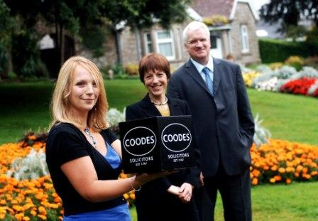 Coodes new PI team appointments Lesley Sullivan and Nancy Steer with Bob Beard