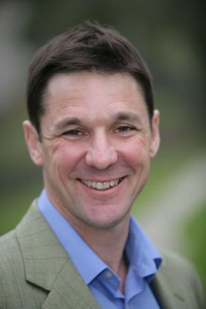 New Wave Hub general manager Guy Lavender