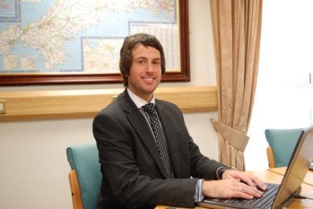 Coastline Services' new MD Darren Gunn