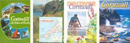 Previous VisitCornwall guides