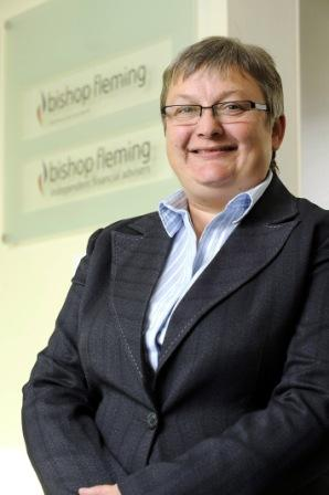 Bishop Fleming tax expert Rhona Graham
