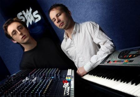 AMG's Will Baker (l) and Matt Allen