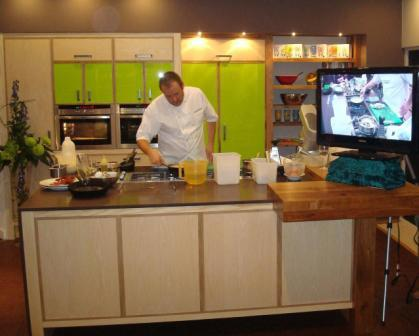Chef Kit Davis