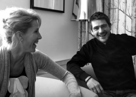 New Absolute designers Fay Freeman and Stuart Watt