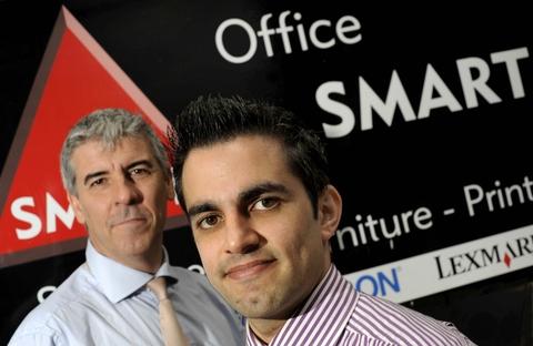 MD Barry Wilkinson (l) and Shiraz Jiwa