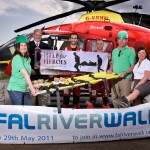 0411-0136 Air Ambulance – Fal River Walk