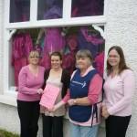 Wadebridge Pink Window