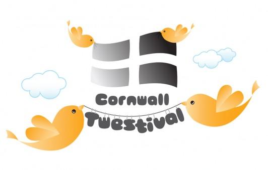 Cornwall Twestival Logo