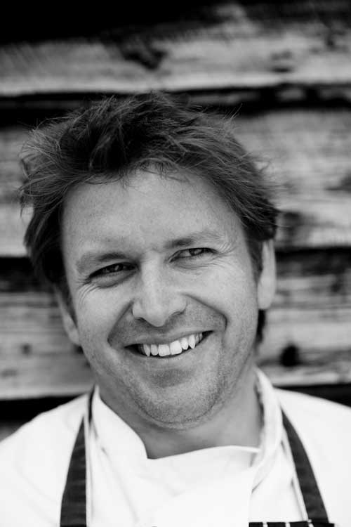 chef james martin at his home in winchester sept 18 2007. Black Bedroom Furniture Sets. Home Design Ideas