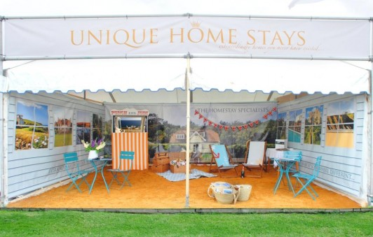 unique home stays wins best stand award at royal cornwall show business cornwall. Black Bedroom Furniture Sets. Home Design Ideas