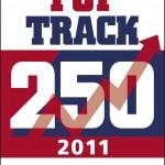 2011 Top Track 250 logo