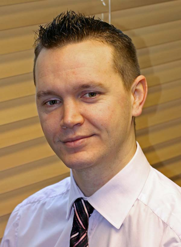Worldwide Financial Planning's mortgage expert, Ronan Marrion