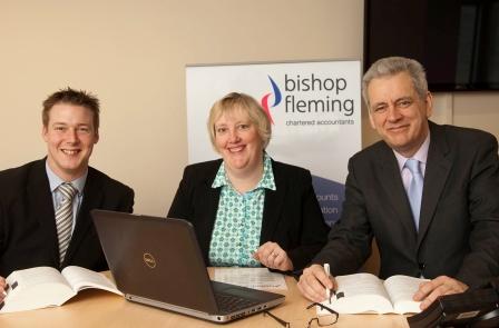 L-R: James Shepherd, Alison Oliver and Robert Bailey
