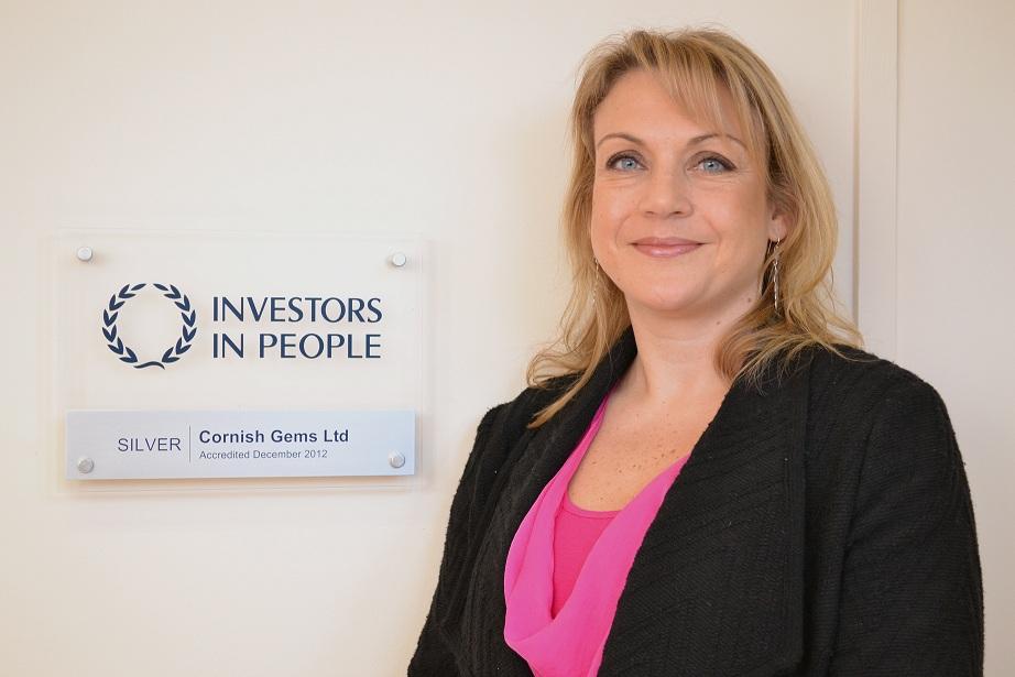 Cornish Gems director, Julianne Shelton