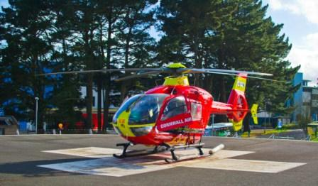 Cornwall Air Ambulance 1