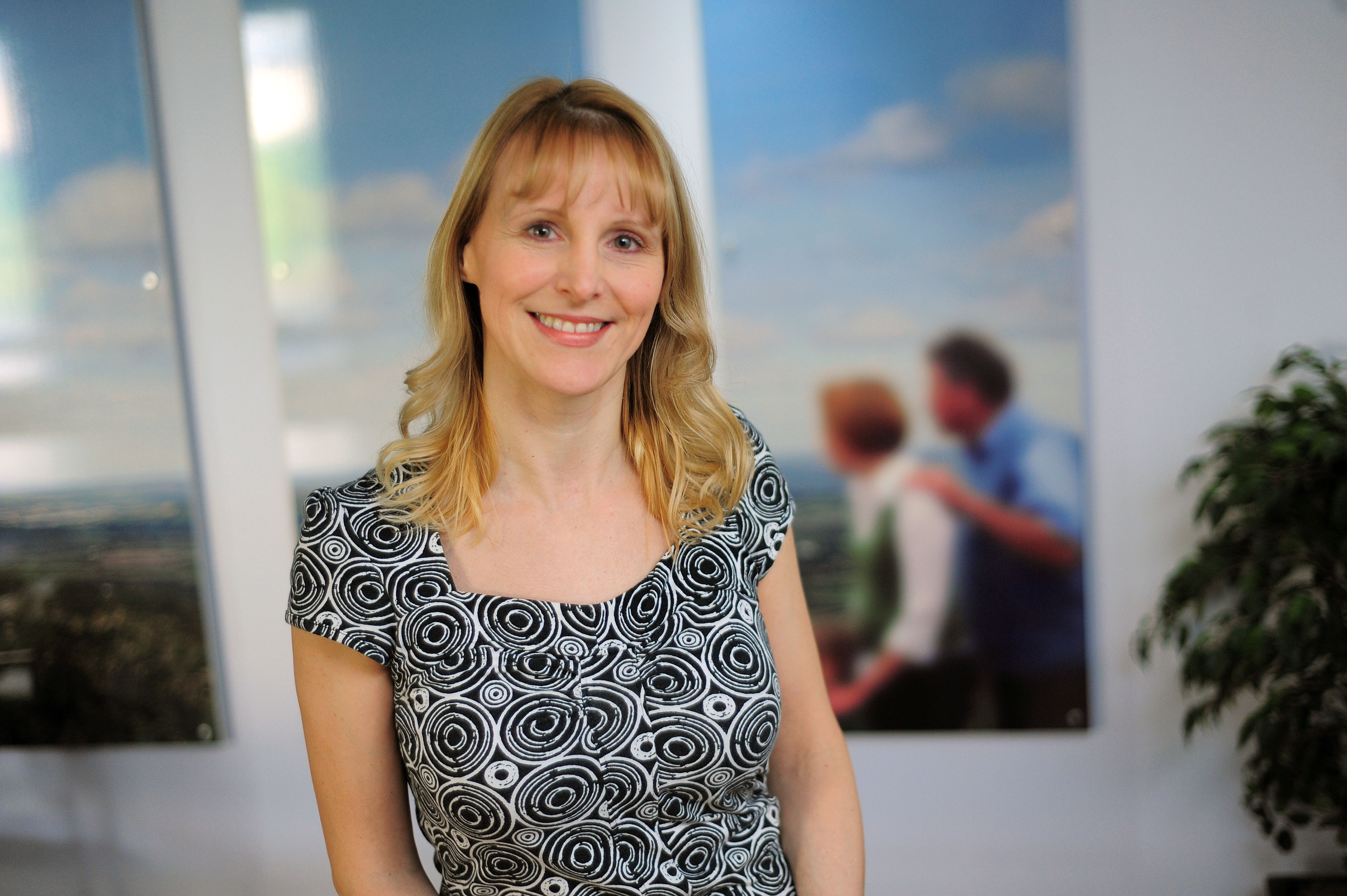 New Coodes business development manager, Lorraine Buse