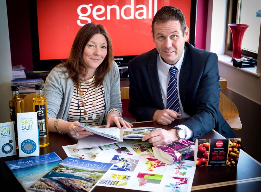 Tess Gendall and Scott Bentley