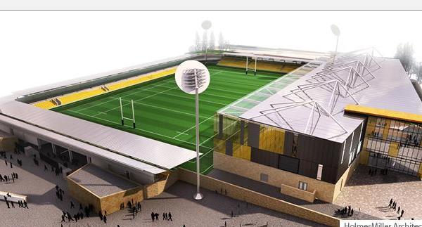 Green light for Stadium