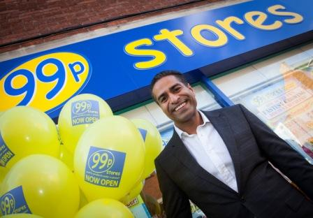 99p Stores MD Hussein Lalani