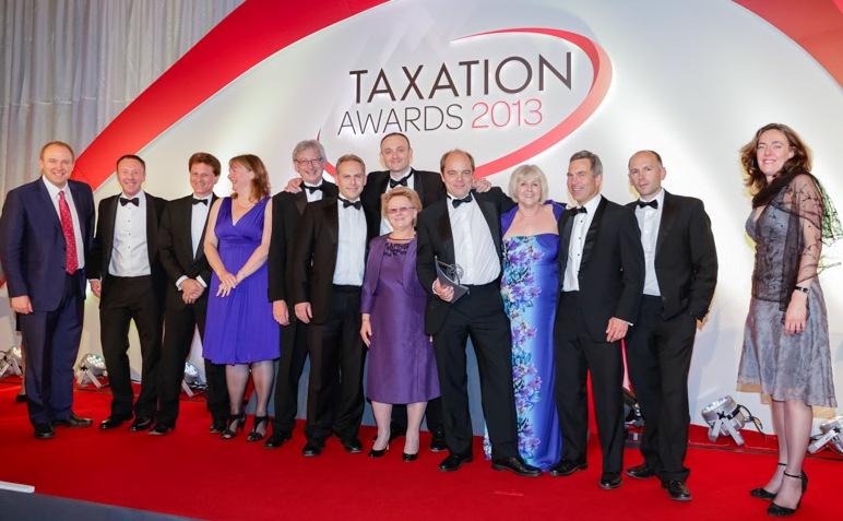 '13-05-Tax practice award