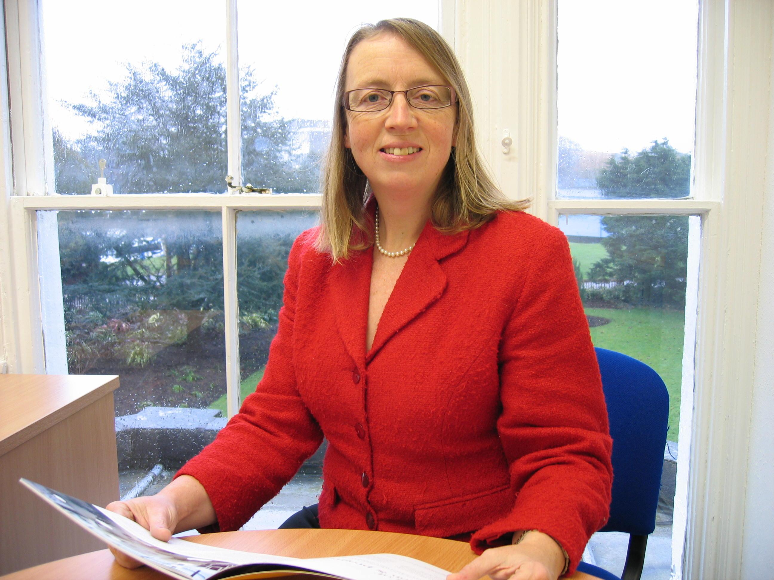 Dr Sue Brownlow