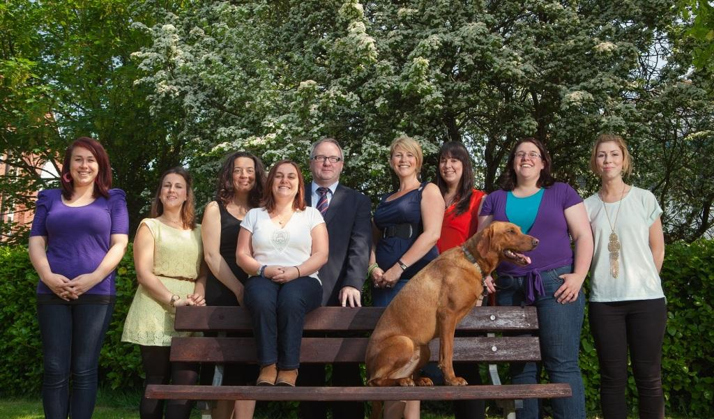 The Event Cornwall team