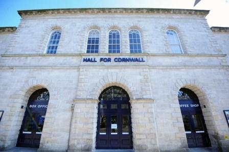 hall for cornwall