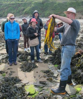 Rory Macphee explains the uses of seaweed
