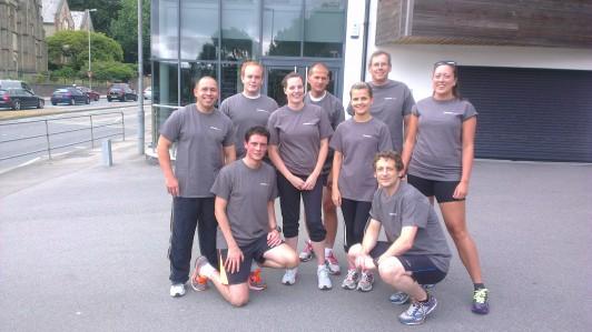 Francis Clark Truro Running Club