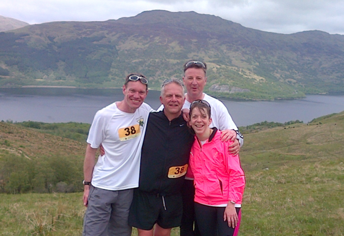 Ginsters Charity Challenge