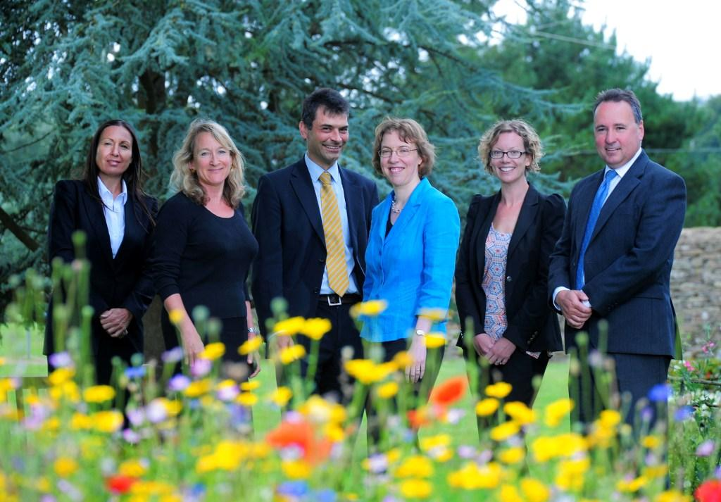 New Leaders – Cornwall (l-r): Hilary Pitts, Sally Norcross-Webb, Jo Stone, Helen Furneaux, Sarah Atkinson and Keith Wright