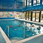 Bosinver's new indoor swimming pool