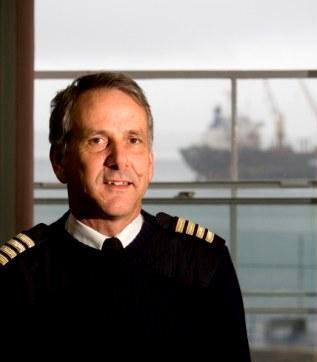 FHC chief executive Captain Mark Sansom