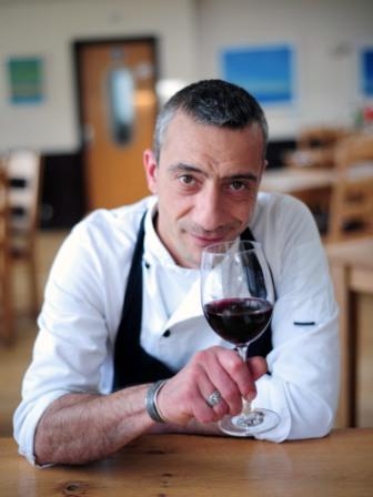 Head chef Angelo Bruno