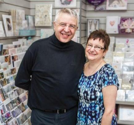 Bob and Pam Malin