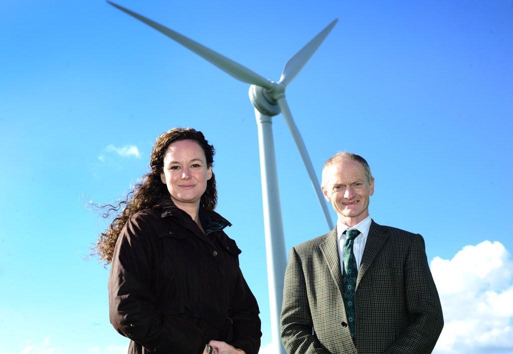 Mike Rowe and Sonya Bedford of Stephens Scown