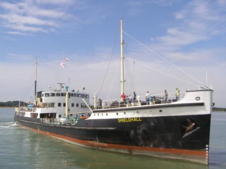 The SS Shieldhall