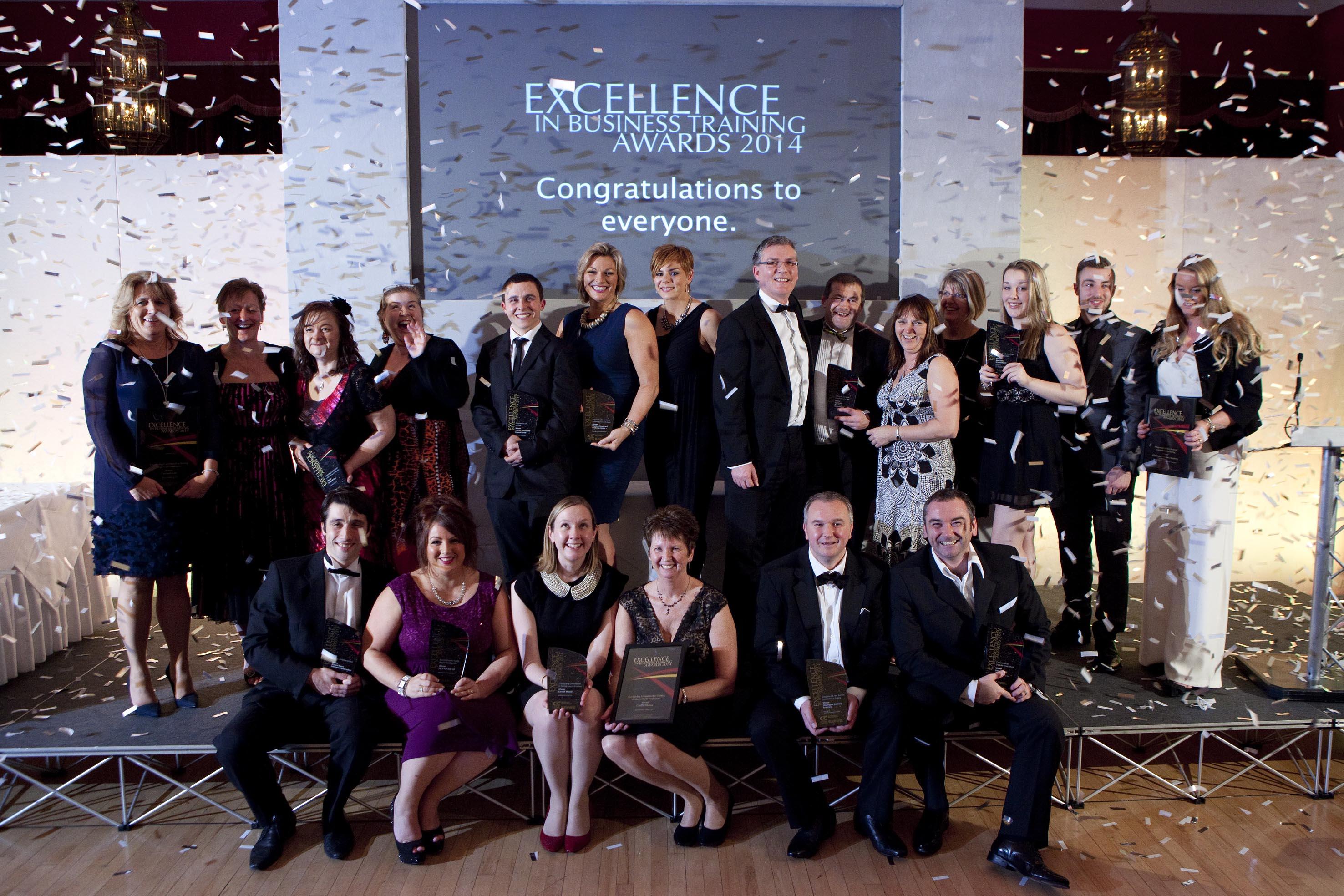 CCB Award winners 2014