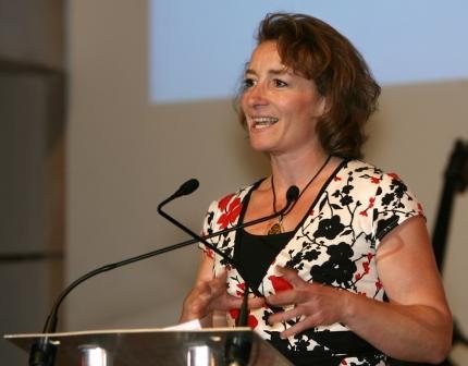 Good Energy CEO Juliet Davenport
