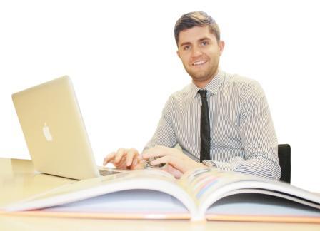Leeds-based sales partner, Kyle Scott