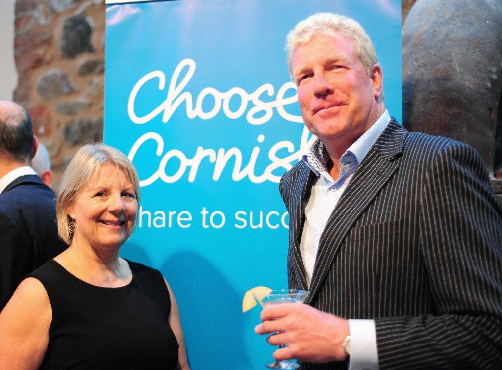 Choose Cornish campaigners Ruth Huxley and Kim Conchie