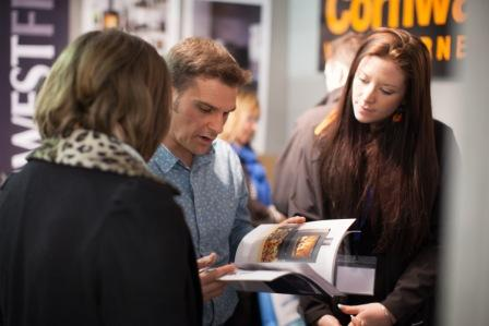Cornwall Home Show attendees