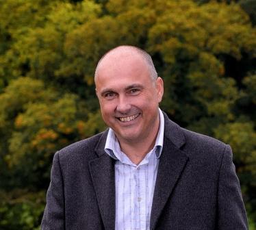Cornwall Farmers CEO, Simon Birch